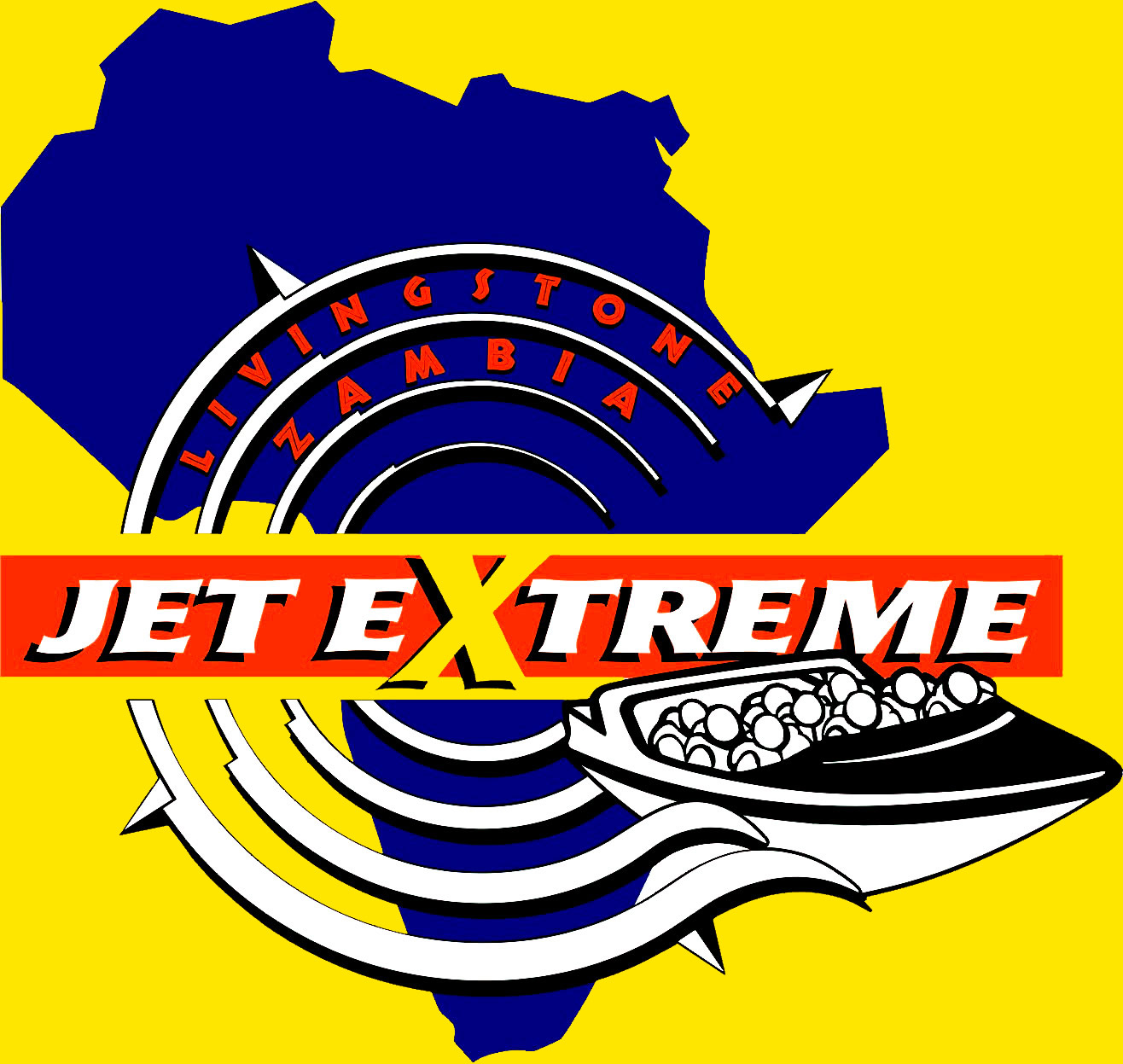 Zambezi Jetboat tours with Jet Extreme